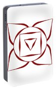 1 Root Chakra Portable Battery Charger