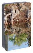 Rooted Reflections Portable Battery Charger