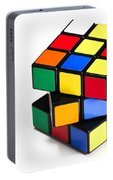Rubiks Cube Portable Battery Charger