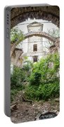 Ruins Of The Church Of St Wenceslas Portable Battery Charger