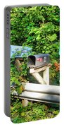 Rural Mailboxes  Portable Battery Charger