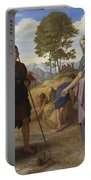 Ruth In Boazs Field Portable Battery Charger