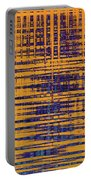 Saguaro Cactus Abstract Portable Battery Charger