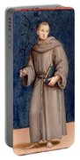 Saint Anthony Of Padua Portable Battery Charger