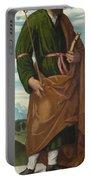 Saint Joseph Portable Battery Charger