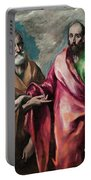 Saint Peter And Saint Paul Portable Battery Charger
