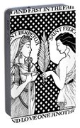 Saints Perpetua And Felicity Portable Battery Charger