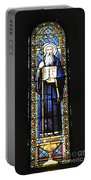 Santa Maria De Montserrat Abbey Portable Battery Charger
