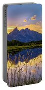 Schwabacher's Reflection Portable Battery Charger