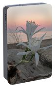 Summer Sea Lilies Portable Battery Charger