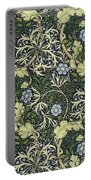Seaweed Pattern Portable Battery Charger