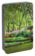 Secret Garden    Op Portable Battery Charger
