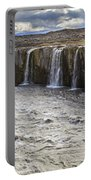 Selfoss Waterfall Portable Battery Charger
