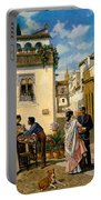 Sevillian Square Portable Battery Charger