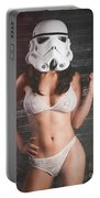 Sexy Trooper Portable Battery Charger