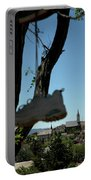 Shoe Tree Virginia City Nevada Portable Battery Charger