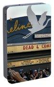 Shoreline Amphitheatre - Dead And Company Portable Battery Charger