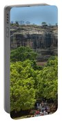 Sigiriya Rock Portable Battery Charger