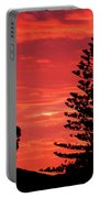 Simple Sunset Portable Battery Charger
