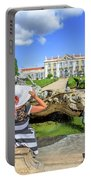 Sintra Travel Woman Portable Battery Charger