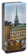 Skeppsholmsbron - Stockholm Portable Battery Charger