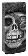 Skull And Bones Portable Battery Charger