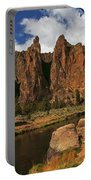 Smith Rock State Park - Oregon Portable Battery Charger