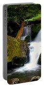 Smoky Mountain Falls Portable Battery Charger