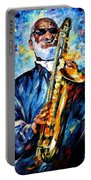 Sonny Rollins Portable Battery Charger