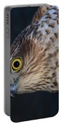 Sparrowhawk Portable Battery Charger by Gavin MacRae