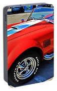 Sports Car Portable Battery Charger
