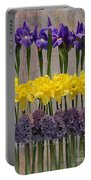 Spring Delights Portable Battery Charger