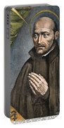St. Ignatius Of Loyola Portable Battery Charger