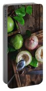 Star Apple Fruits Portable Battery Charger