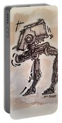 Star Wars At-st Portable Battery Charger