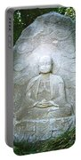 Stone Buddha  Portable Battery Charger