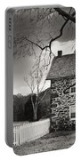 Stone Farmhouse Portable Battery Charger