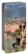 Stone Quarry At Red Rock Canyon Open Space Park Portable Battery Charger