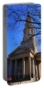 St.philips Episcopal Church In Charleston Sc Portable Battery Charger