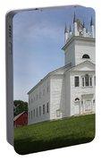 Sudbury Congregational Church  Portable Battery Charger
