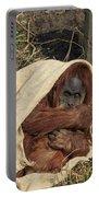 Sumatran Orangutang - Portable Battery Charger