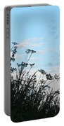 Summer Hedgerow Portable Battery Charger