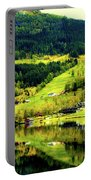 Summer In Norway Portable Battery Charger