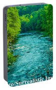 Summer Stream Portable Battery Charger