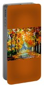 Sunny October Portable Battery Charger