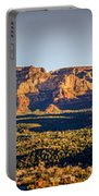 Sunset In Sedona Portable Battery Charger