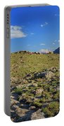 Superb Landscape In Rocky Mountain National Park Portable Battery Charger