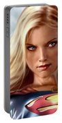 Supergirl Collection Portable Battery Charger