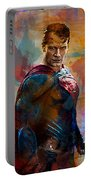 Superhero.superman. Portable Battery Charger