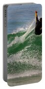 Surfer Portable Battery Charger by Carlos Caetano